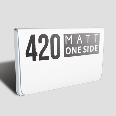 420 Artboard Matt One Side